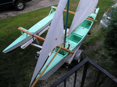 Build the Sailing Gear