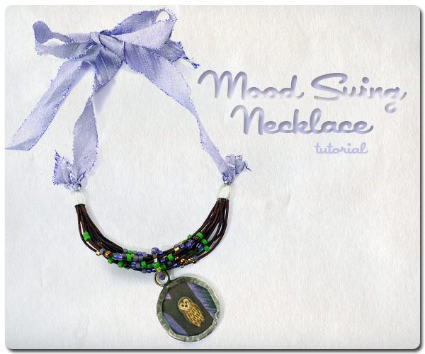 Mood Swing Necklace