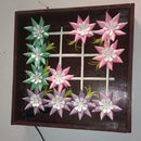 LED Wall Hanging Flower