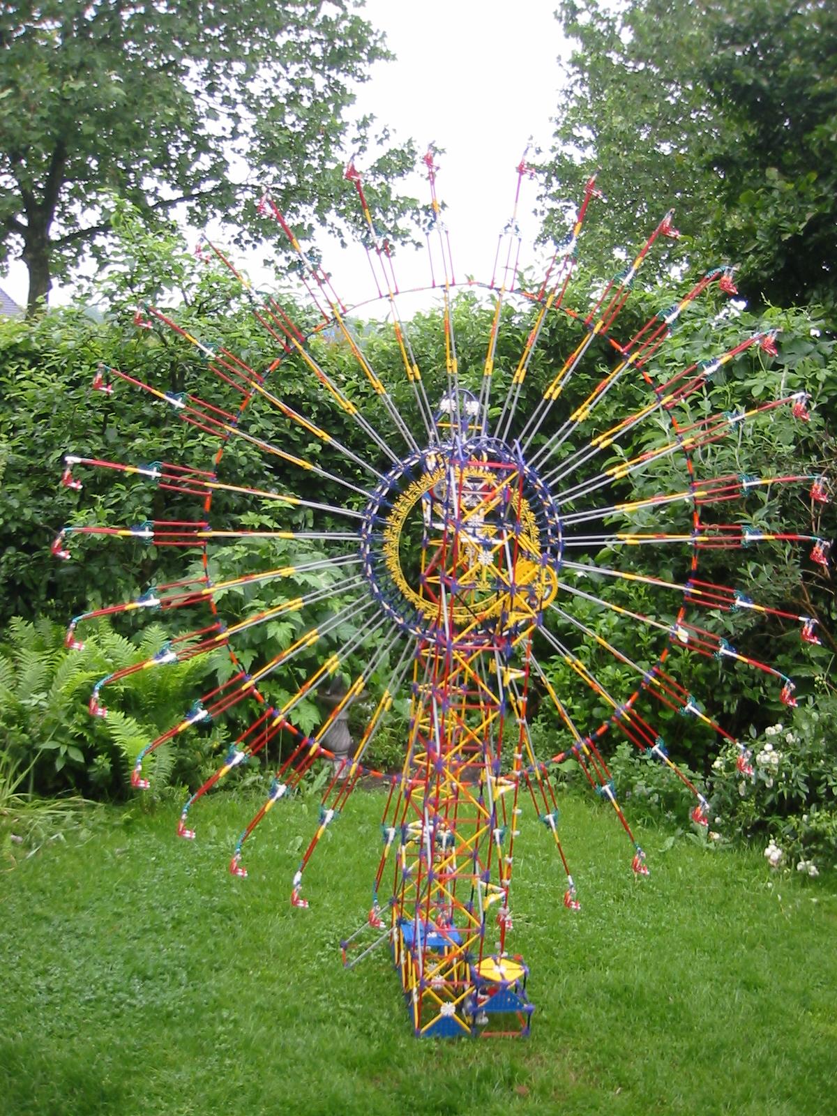 K'nex Giant Ferris Wheel