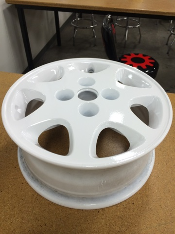 How to Powder Coat Aluminum Wheels - TechShop