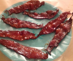 How to Cook Maple Candied Bacon