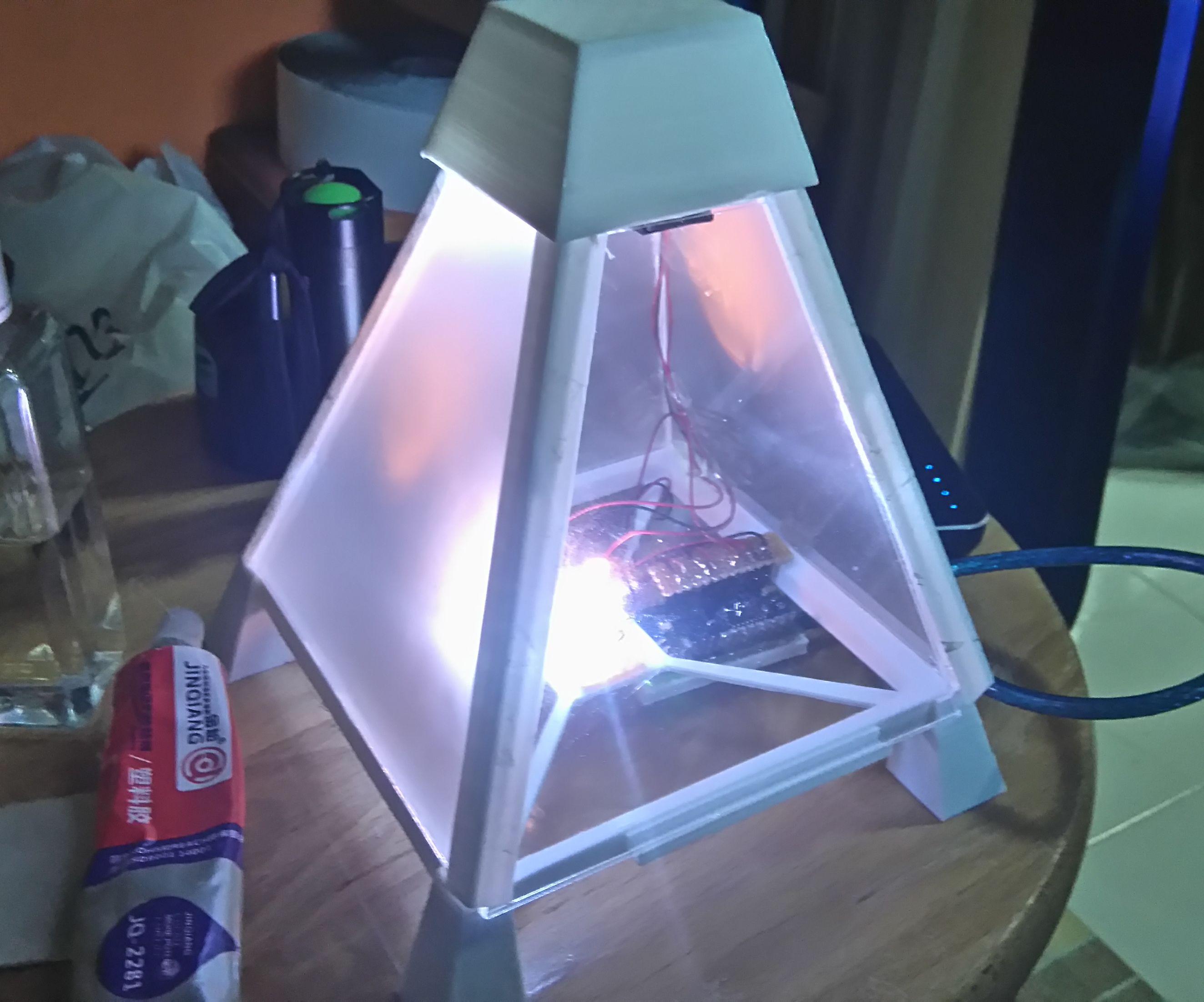 Sword Art Online Bedside Lamp