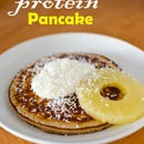 Tropical Protein Pancake