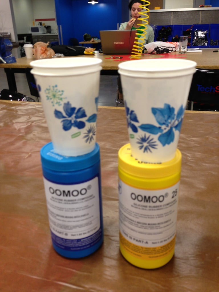 Molding: Mixing Your Silicone (Part 1)