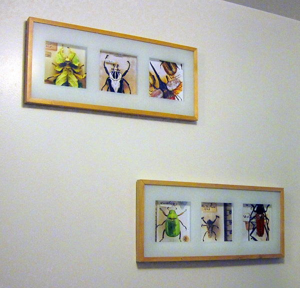 Change Images in Ikea Erikslund Frames