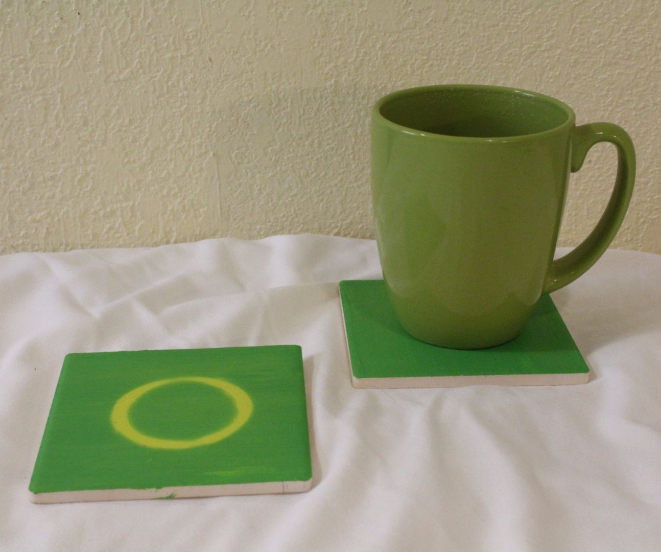 Thermocolor (Color Change) Coasters