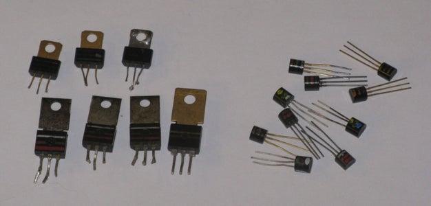 Transistor Color Codes