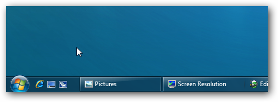 How to Make the Windows 7 Taskbar Act Like the Previous Versions of Windows