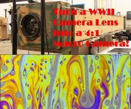 8x10 Macro Camera