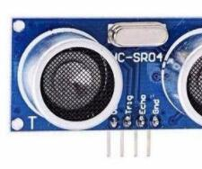 UltrasonicmoduletestwithSTONElcd Module