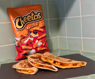 Cheetos Quesadilla - Copycat Taco Bell Recipe