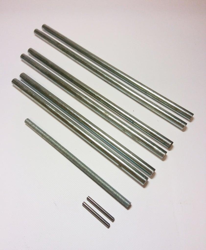 Linear and Threaded Rod