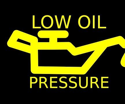 Low Oil Pressure Warning Light - (Quick Fix)