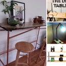 Pipe Wood Furniture