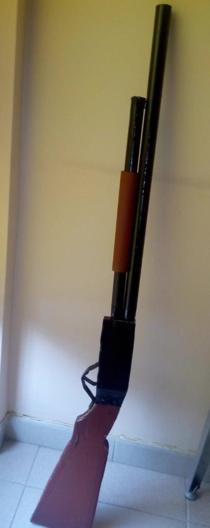 Remington Model 10 Shotgun (for Atrezzo)