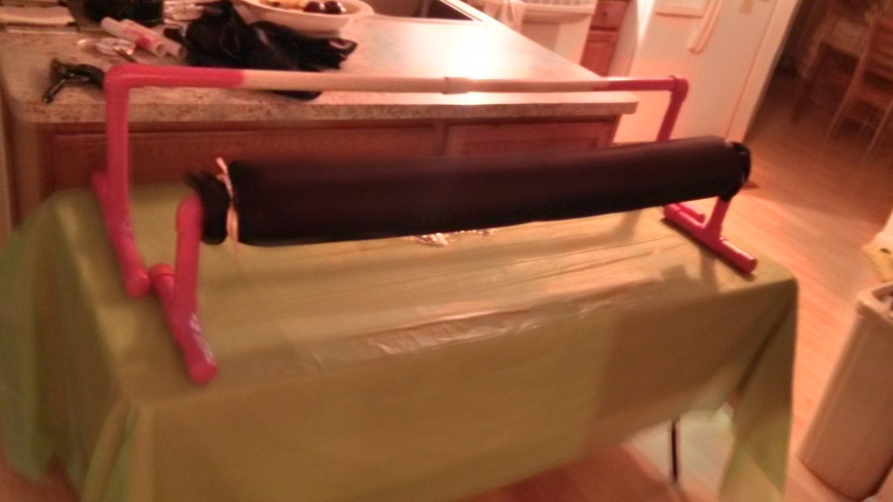 Adding the Fabric