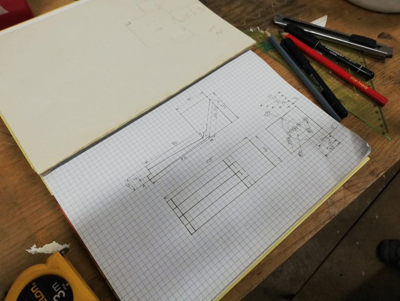 Praparation of Parts