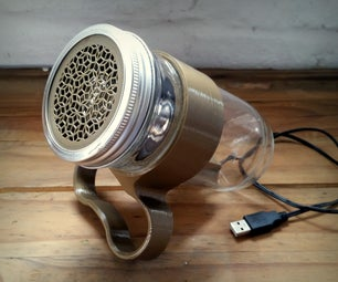 Isobaric Loaded Jar Speaker