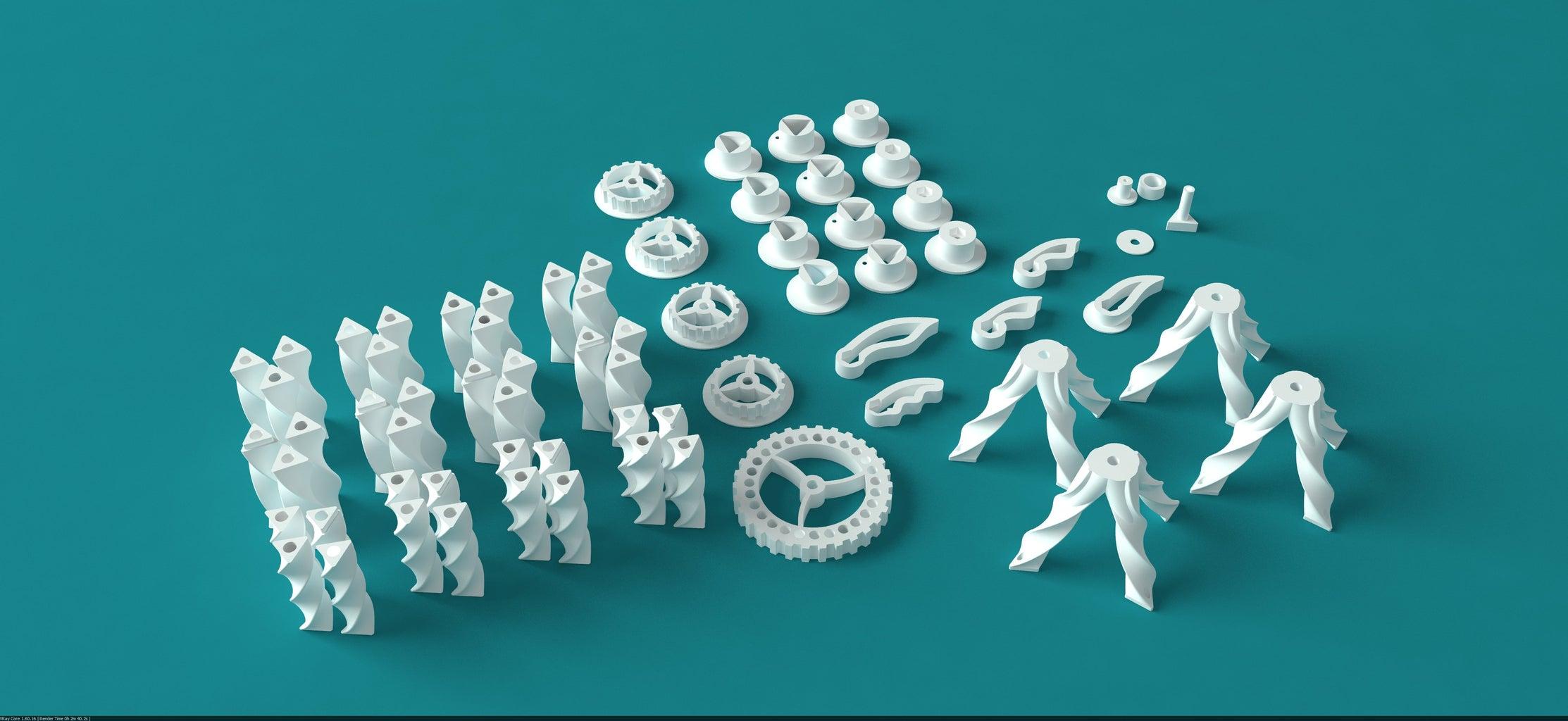 Materials/ Printed Parts