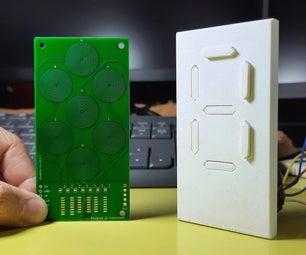 Mechanical 7 Segment Display V2