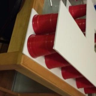3D Number Paper Maché Model