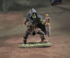 How to Paint Tabletop Miniatures