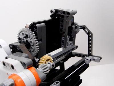 Time-Lapse Pan&Tilt Robot