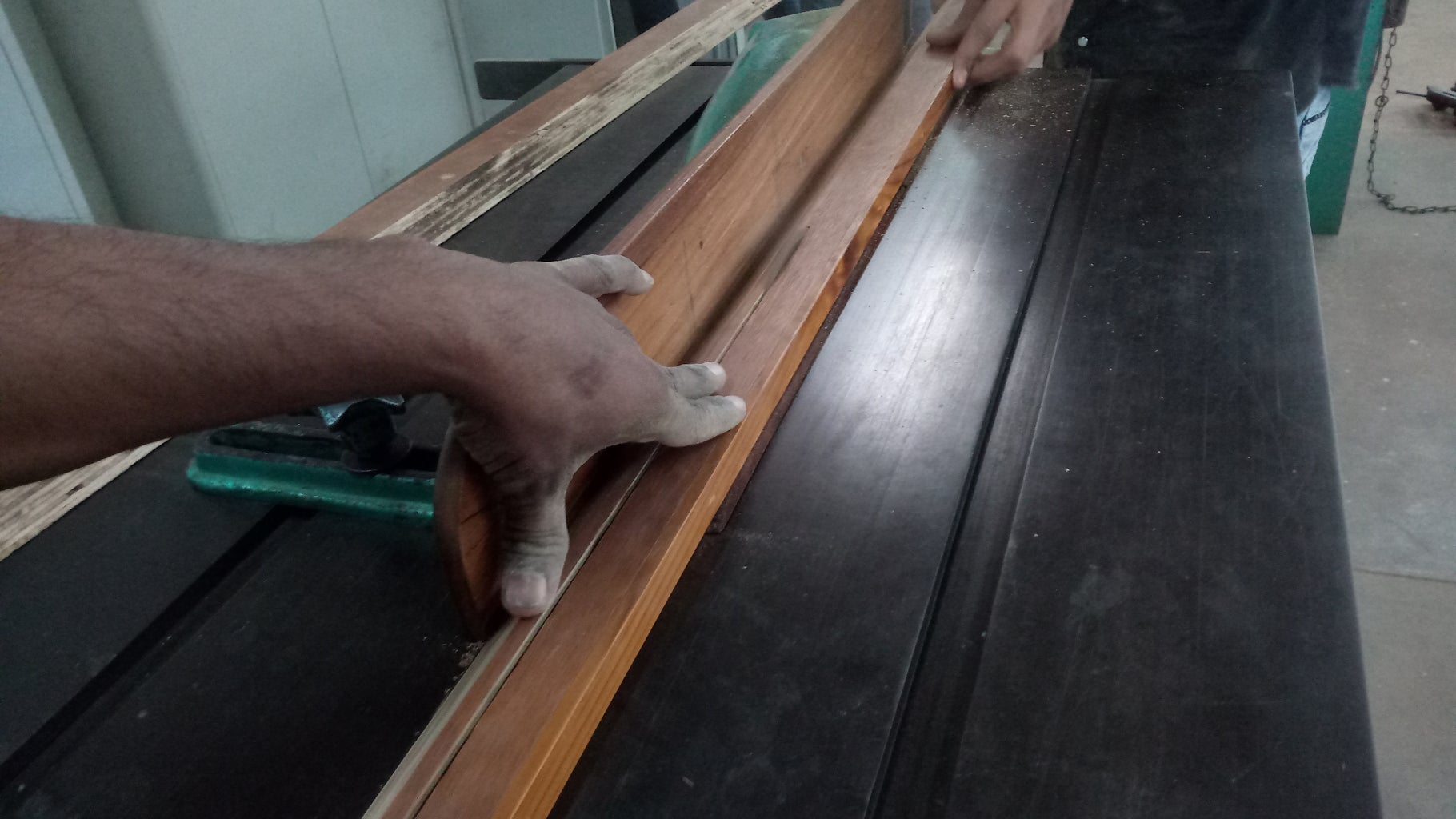 French Cleat: for Joinery
