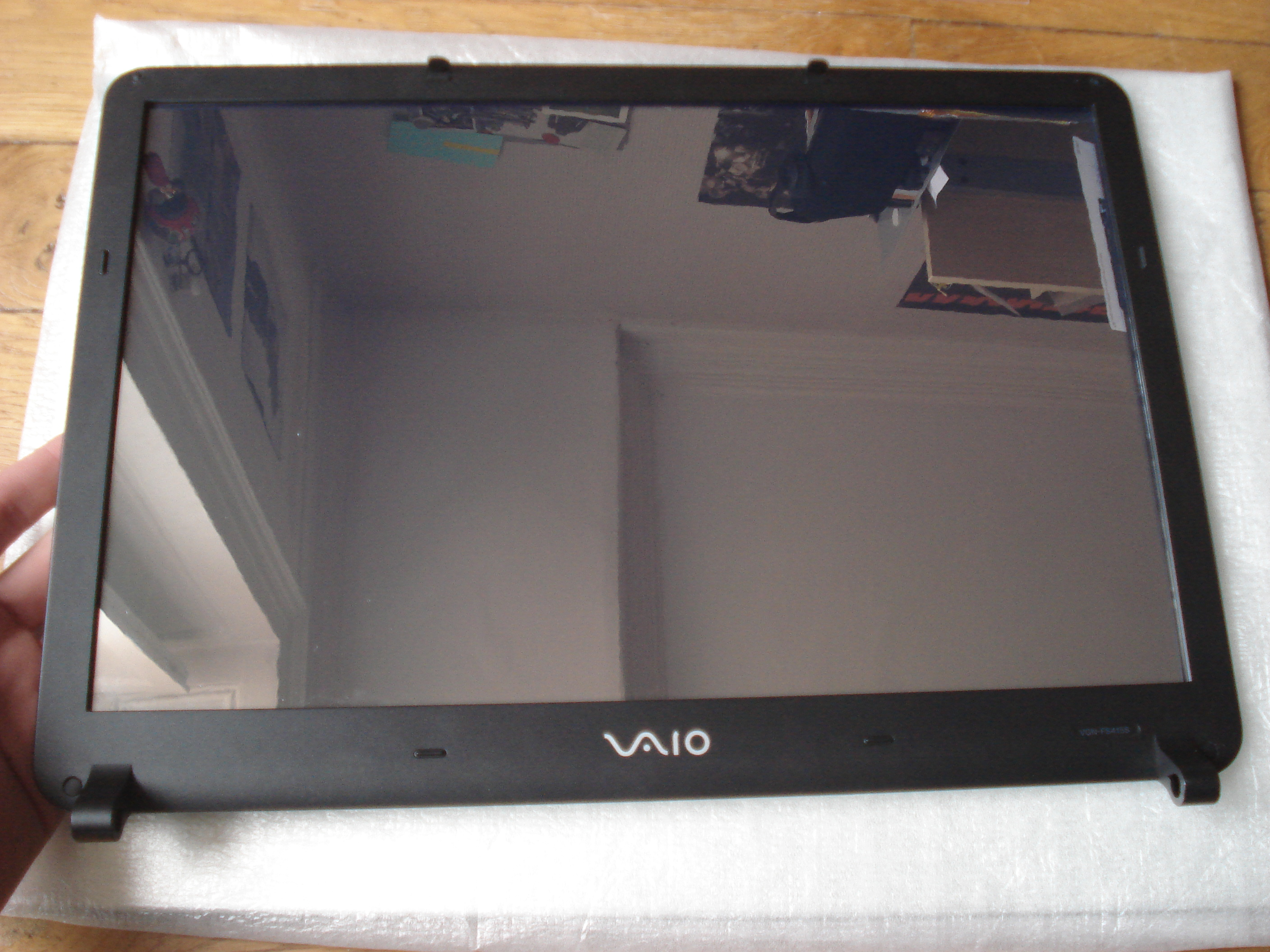 Turn a Laptop Screen into a Mirror