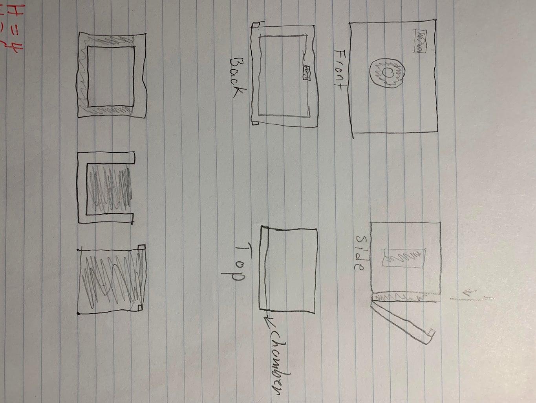 Sketch a Prototype Camera