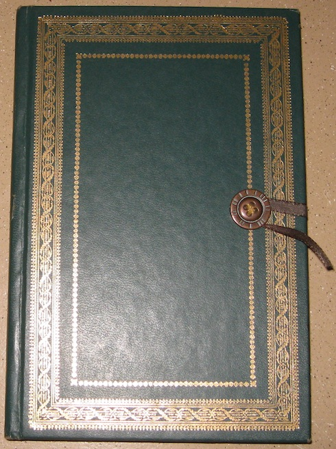 Hardcover Book Kindle Cover