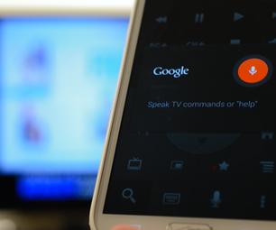 Convert Phone Into TV Voice Remote(simple Arduino)