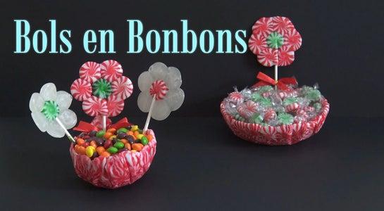 Comment Faire Un Bol Avec Des Bonbons ? - ASTUCE FACILE