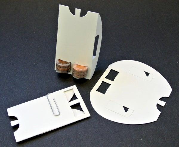 Trebuchet Business Card - Trebucard