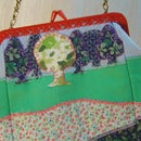 Summer Trees Purse