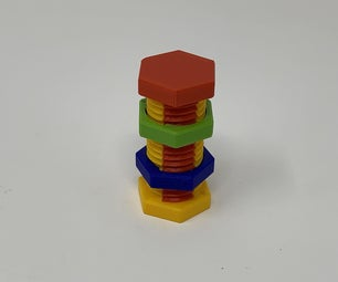 """""""Bolt Box"""", a Simple to Print But Hard to Solve 3D Puzzle"""