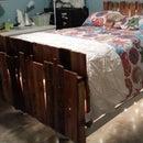 Underlit Pallet Bed