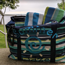 Summer Daze - Thirty-One Tote With Cricut Foil Iron On