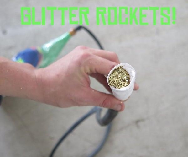 Glitter Rockets!