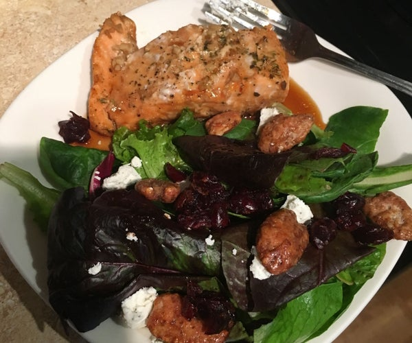 How to Cook Maple Salmon