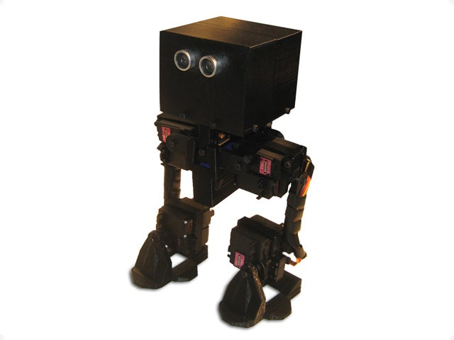 Fobo From Project Biped