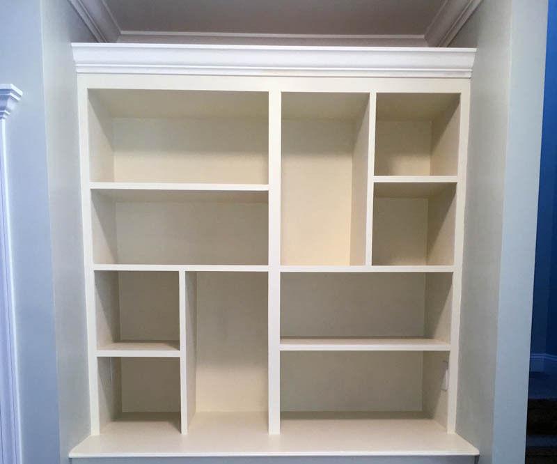 Cabinet Bookshelf