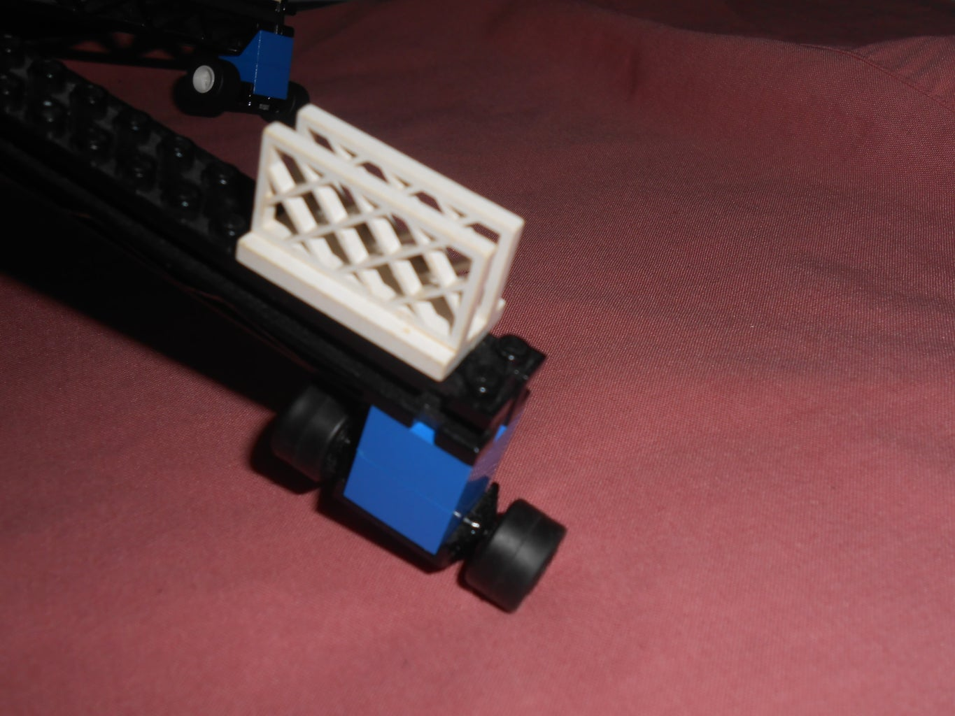 Build the Top of the Spinner (the Part That Rotates)