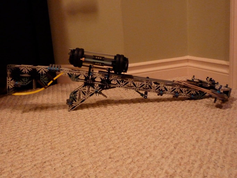 Slipdiddy's Powerful Knex Crossbow