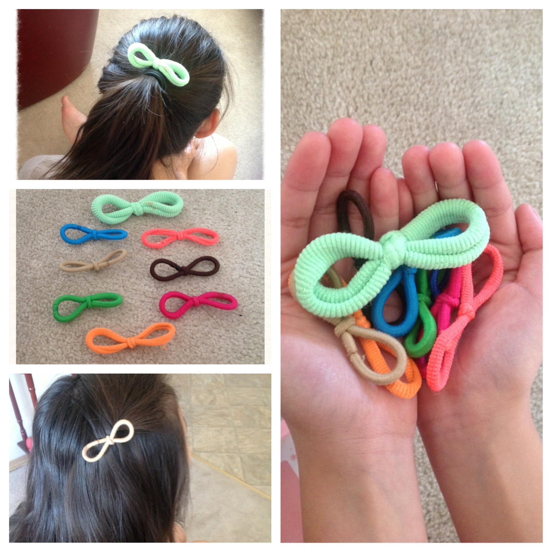 How To Make Bows!!