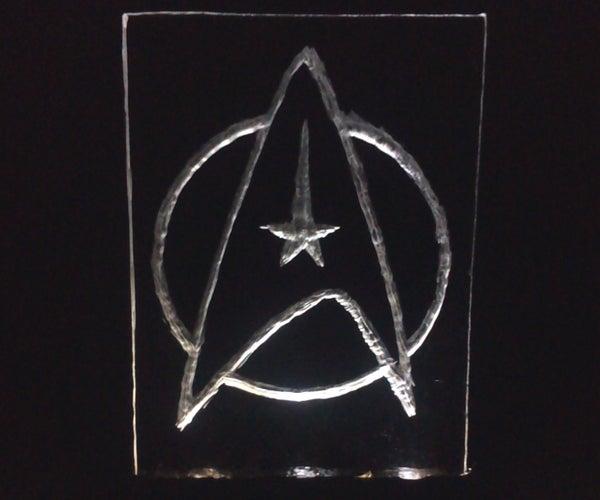 Star Trek LED Insignia