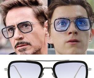 Make Your Own E.D.I.T.H. Glasses