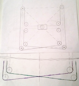 Assemble the Top X-Y Gantry (Hotend, Belt Tensioners, Belt Crossover, Etc)