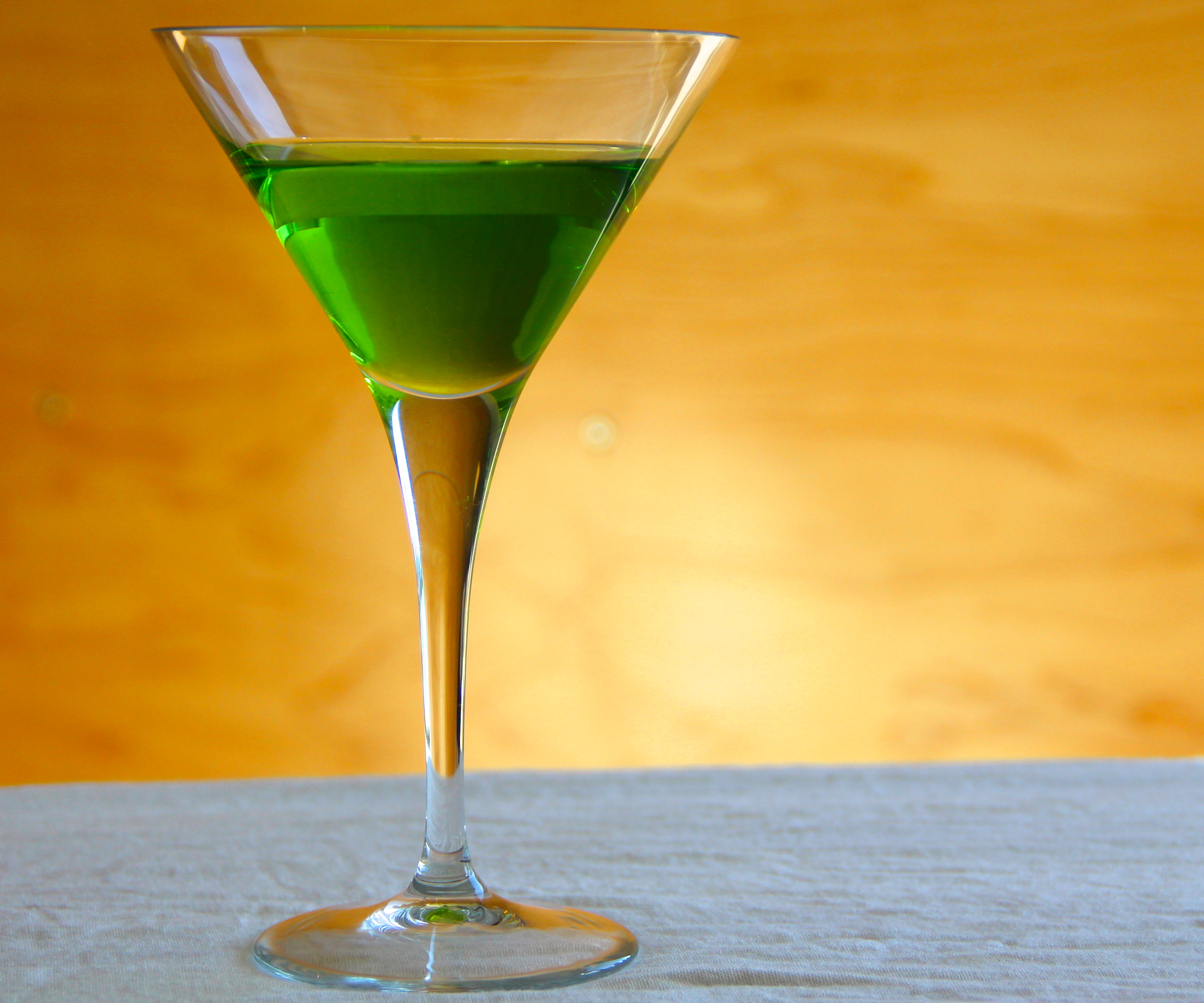 grinch cocktail